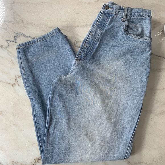 Bugle Boy Other - Vtg Bugle Boy Jeans Men's 36x32 Light Blue